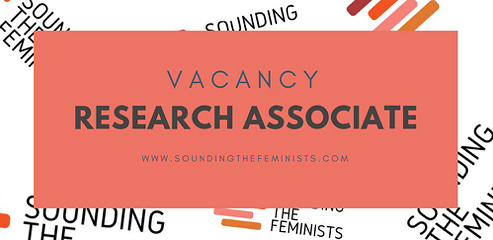 Vacancy: STF Research Associate